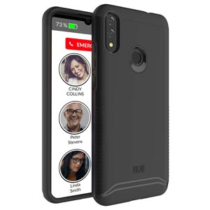 Picture Cell Phone for Seniors w/ GPS Tracking