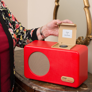 Easy to Use Music Player for Alzheimer's and Dementia Patients