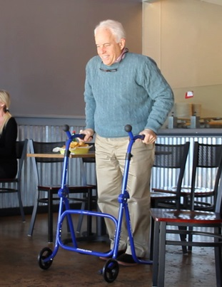 StandUp Walker for Adult - URise Products