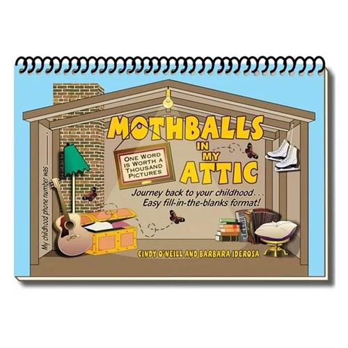 Mothballs In My Attic Workbook Books Amp Activities For